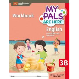 MPH English Workbook 3B International (2nd Edition)