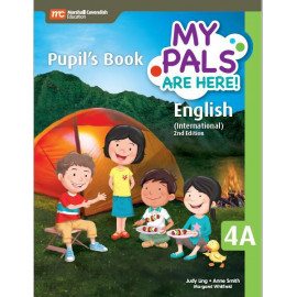 MPH English Pupil's Book 4A International 2nd Edition
