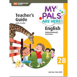 MPH English Teacher's Guide 2B International (2nd Edition)