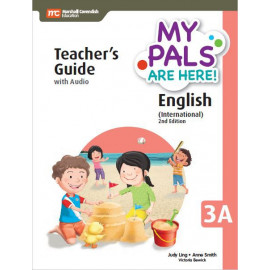 MPH English Teacher's Guide 3A International 2nd Edition
