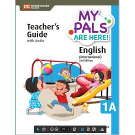 MPH English Teacher's Guide 1A International (2nd Edition)