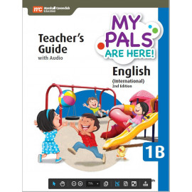MPH English Teacher's Guide 1B International (2nd Edition)