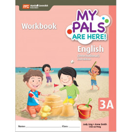 MPH English Workbook 3A International 2nd Edition