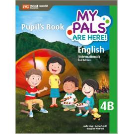 MPH English Pupil's Book 4B International (2nd Edition)