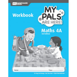My Pals Are Here Maths Workbook 4A (3rd Edition)