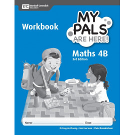 My Pals Are Here Maths Workbook 4B (3rd Edition)