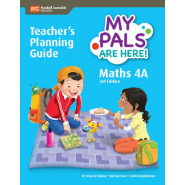 My Pals Are Here Maths Teacher's Planning Guide 4A (3rd Edition)