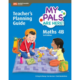 My Pals Are Here Maths Teacher's Planning Guide 4B (3rd Edition)