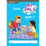 My Pals Are Here Maths Tests 4 (3rd Edition)