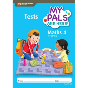 My Pals Are Here Maths Test 4 (3rd Edition)
