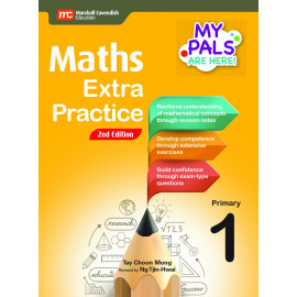 Maths Extra Practice Primary 1 (2nd edition)