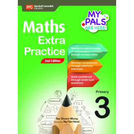 Maths Extra Practice Primary 3 (2nd edition)