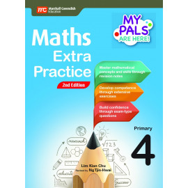 Maths Extra Practice Primary 4 (2nd edition)