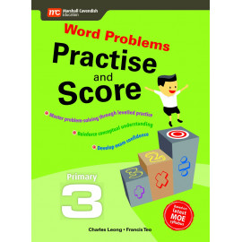 Word Problems - Practise and Score Primary 3 (2nd edition)