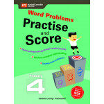 Word Problems - Practise and Score Primary 4 (2nd edition)
