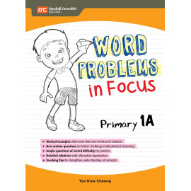 Word Problems in Focus Primary 1A