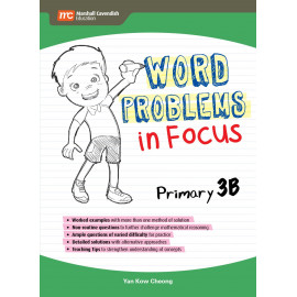 Word Problems in Focus Primary 3B