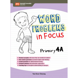 Word Problems in Focus Primary 4A