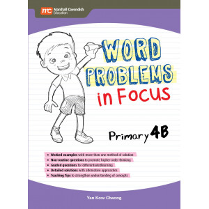 Word Problems in Focus Primary 4B
