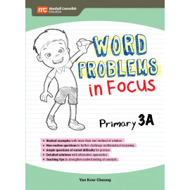 Word Problems in Focus Primary 3A