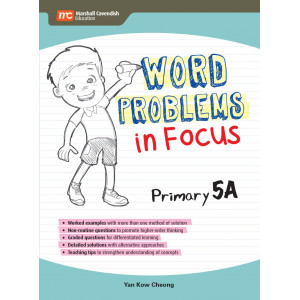 Word Problems in Focus Primary 5A