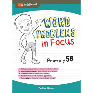 Word Problems in Focus Primary 5B
