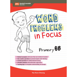Word Problems in Focus Primary 6B