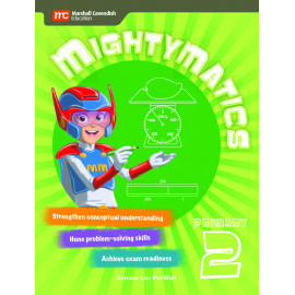 Mightymatics Primary 2