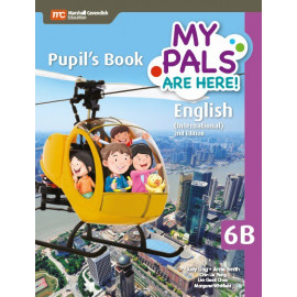 MPH English Pupil's Book 6B International (2nd Edition)