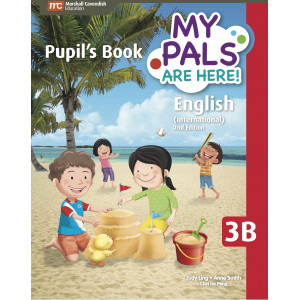 MPH English Pupil's Book 3B International (2nd Edition)