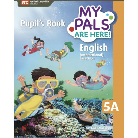 MPH English Pupil's Book 5A International (2nd Edition)