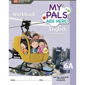 MPH English Pupil's Book 6A International (2nd Edition)