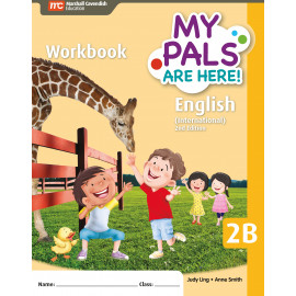 MPH English Workbook 2B International (2nd Edition)