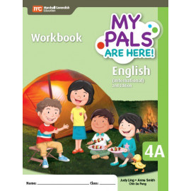 MPH English Workbook 4A International (2nd Edition)