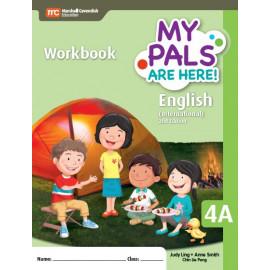 MPH English Workbook 4A International (2nd Edition)