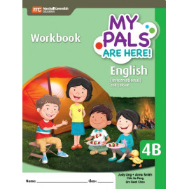 MPH English Workbook 4B International (2nd Edition)