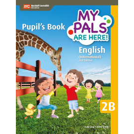 MPH English Pupil's Book 2B International 2nd Edition