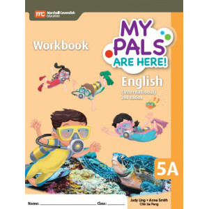 MPH English Workbook 5A International (2nd Edition)