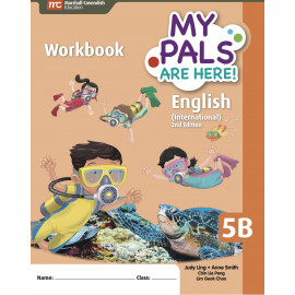 MPH English Workbook 5B International (2nd Edition)