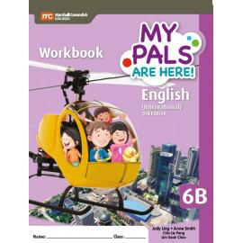 MPH English Workbook 6B International (2nd Edition)