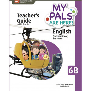 MPH English Teacher's Guide 6B International (2nd Edition)