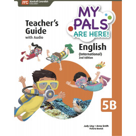 MPH English Teacher's Guide 5B International (2nd Edition)