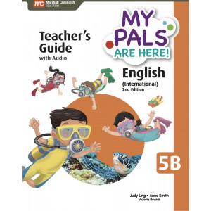 MPH English Teacher's Guide 5B International (2nd Edition)