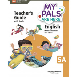 MPH English Teacher's Guide 5A International (2nd Edition)