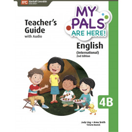 MPH English Teacher's Guide 4B International (2nd Edition)