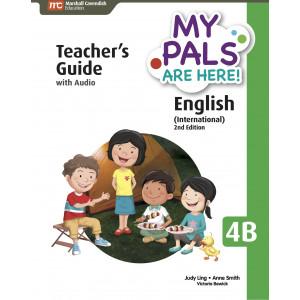 MPH English Teacher's Guide 4B International (2nd Edition)