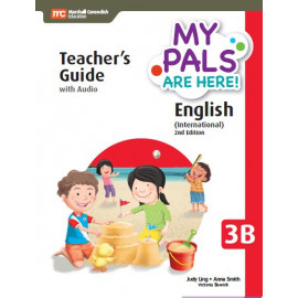MPH English Teacher's Guide 3B International (2nd Edition)