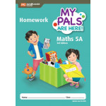 My Pals are Here Maths Homework Book 5A (3rd Edition)