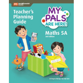 My Pals Are Here Maths Teacher's Planning Guide 5A (3rd Edition)