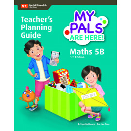 My Pals Are Here Maths Teacher's Planning Guide 5B (3rd Edition)